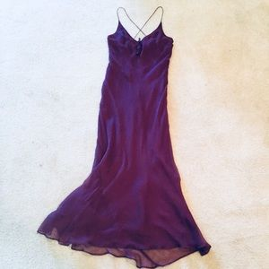 J.Crew | Silk Spaghetti Strap Dress (4)